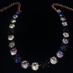 Queenbeesjewelry.com   Jewelry - New Swarovski  Crystal  necklace