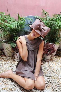 Sombrero lazo