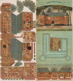 CACAO VAN HOUTEN - TYPE D'UN ANCIEN CHATEAU | Flickr - Photo Sharing!
