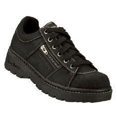 Skechers Tredds-Interactive Shoes (Black) - Women's Shoes - 5.5 M