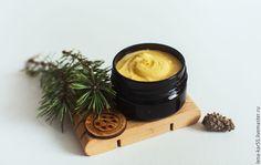 Купить Крем для рук Зимний ланолиновый защитный жирный желтый в интернет магазине на Ярмарке Мастеров