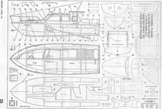 SHIPMODELL: handcrafted boat and ship models. Ship model plans , history and photo galleries. Ship models of famous ships. The Plan, How To Plan, Model Ship Building, Boat Building Plans, Model Sailing Ships, Model Ships, Rc Boot, Riva Boat, Floor Plan Drawing
