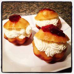 Savarine- Romanian dessert!