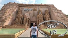 Gardaland 2019 Ramses 360° VR Onride Enjoy It, Vr, Mount Rushmore, Travel, Viajes, Destinations, Traveling, Trips