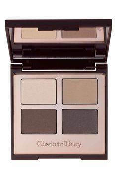 'Luxury Palette' Color-Coded Eyeshadow Palette.