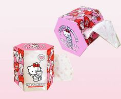 40th Hello Kitty ★ roll tissue | Goods | Hello Kitty 40th Anniversary Special Site