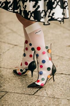 >>>Cheap Sale OFF! >>>Visit>> The best in street style from outside the haute couture spring 2019 shows - Vogue Australia ∘ pinned by: theboynxtdoor ∘ ∘ Couture Shoes, Couture Mode, Style Couture, Haute Couture Fashion, Couture Week, Look Fashion, Fashion Details, Fashion Shoes, Fashion Design