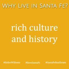 #SantaFeRealEstate #KellerWilliams #ILoveSantaFe