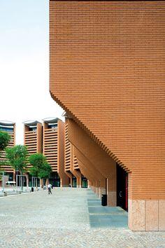 Area Appiani, Treviso Italy   Mario Botta