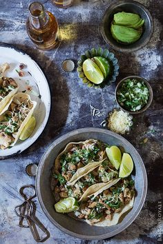 Street Tacos by bakersroyale #Tacos #Chicken