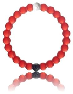 """""""Cute red Lokai"""" by gemini-lady ❤ liked on Polyvore"""