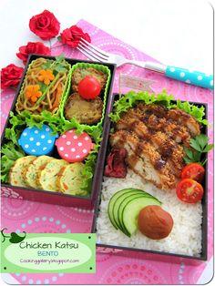 Chicken Katsu Bento | Cooking Gallery