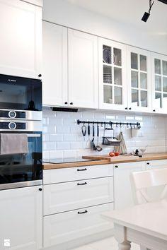 Realizacja mieszkania w stylu rustykalnym - Kuchnia, styl rustykalny - zdjęcie od Eno Design
