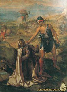 La decapitación de Santiago - Obra - ARTEHISTORIA V2