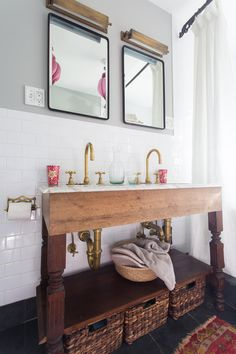 Beyond McMansions: Rethinking the Double Sink — Beyond McMansions: Rethinking the Double Sink