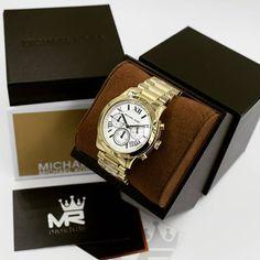 Michael Kors MK5916   @MyRich.de #MichaelKors #michaelkorswatch #mk #mk5916 #fossil #watch #style #uhr #trend #bradshaw #bestoftheday #chronograph #lifestyle #brand #jetset #luxus #juwelry #luxury #lady #fashion #time #mesh #bracelet #special #cooper #goldwatch #gold #accessories #crystal