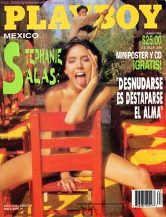 Stephanie Salas Revista Playboy Mexico Junio 1996 De Coleccion [Scans HQ] | FamosasMex