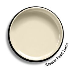 Resene Pearl Lusta is a popular classic cream with a hint of yellow, cleaner than Resene Spanish White. Try Resene Pearl Lusta with heavy greys, swamp browns or ochre beiges, such as Resene Steam Roller, Resene Half Lignite or Resene Castaway. From the Resene The Range fashion colours 18. Latest trends available from www.resene.com/range18. Try a Resene testpot or view a physical sample at your Resene ColorShop or Reseller before making your final colour choice.