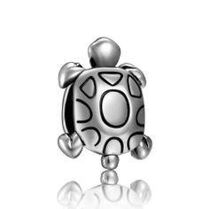 7d902b34f Tortoise Charm 925 Sterling Silver Pandora Compatible - Animal Charms -  Charms