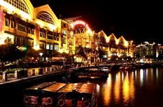 Photos of Clarke Quay, Singapore - Singapore River