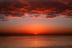 Rio de La Plata, coast of Buenos Aires. -