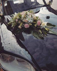 Wedding Day ... #weddingingreece #weddingflowers #weddingdeco #wedding #weddingDay #rose #pink #pinkrose #ivory #ivoryroses #lilies #eucalyptus #gypsophilia #freesia #weddingcar #floristshop #flowers #flowerlovers #loveroses #2017 #thessaloniki #greece #anthos_theartofflowers Ivory Roses, Greece Wedding, Wedding Car, Thessaloniki, Lilies, Flower Art, Wedding Flowers, Pink, Painting