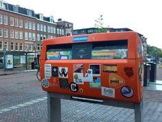 オランダの郵便事業、ポストNLは今後数年間でオランダ国内の1万9千個の郵便ポストのうち1万個を除去することに決定したと、同社が認めた。