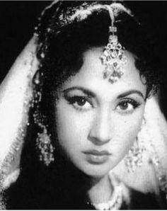 Meena Kumari #meenakumari #timelessbeauty