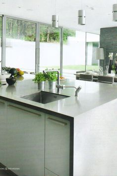 Fabulous Sophie and Tom Byrne had very specific ideas of how their kitchen should look when they