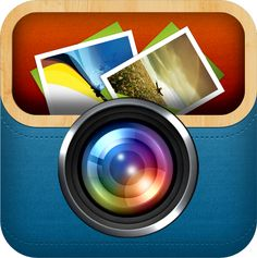 Photography App Icon on Behance