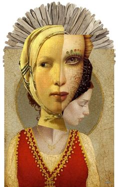 """me, myself & I"" by Jo-fort-ankney"