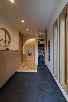 写真ギャラリー|建築事例|注文住宅|ダイワハウス Foyer, Entryway, Asian House, Japanese House, Entrance, Architecture Design, Home And Garden, Relax, Home Appliances