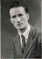 Roger Rieu durant els anys de la Segona Guerra Mundial. Arxiu família Rieu