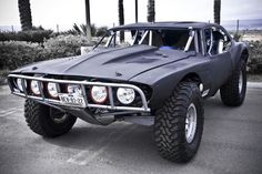 Chevy off road conversion. Cool or Not? - Ask Car Throttle