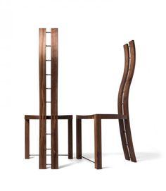 GDUKStyle.com Artisan Feature: Ribbon Chair 105Hx450Wx450D Ash or Oak £850 from www.journeymanfurniture.com.