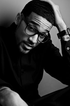 #blackmalemodel #handsomeman #glasses http://www.kimontheweb.com