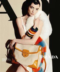 Prada S/S 2011 Ad Campaign