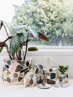 Meet the superstar ceramicist, who released her covetable first collection in June of this year!