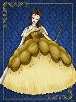 Queen Belle - Disney Queen designer collection by GFantasy92
