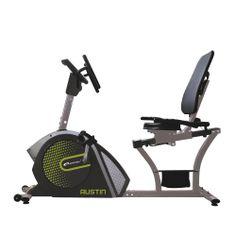 Magnetický rotoped Austin II nabízí 12 tréninkových programů. Gym Equipment, Bike, Sports, Bicycle, Hs Sports, Bicycles, Workout Equipment, Sport