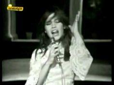 Marisol sings Corazon Contento, spanish actress & singer