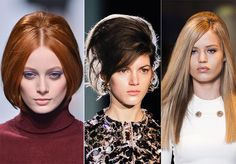 Fall/ Winter 2014-2015 Hairstyle Trends: Voluminous Hair  #hairstyles #hairtrends