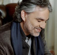 Andrea Bocelli, Tenor.. The voice of an Angel