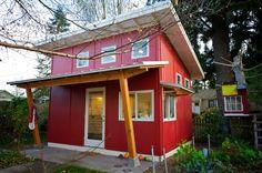 Bicycle Homebuilding » Backyard Studio