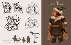 Animation Character Design Portfolio : Dihuh portfolio character design artists dimisfit