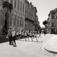 Apparition à Arles