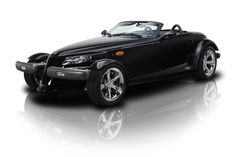 1999 Plymouth Prowler Black