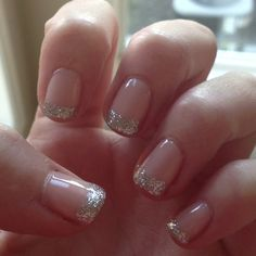 New spin on the classic French manicure