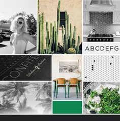 epicurean moodboard / breanna rose