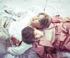[Picture] BTS 'WINGS' Concept Photo 2 SUGA& JIMIN